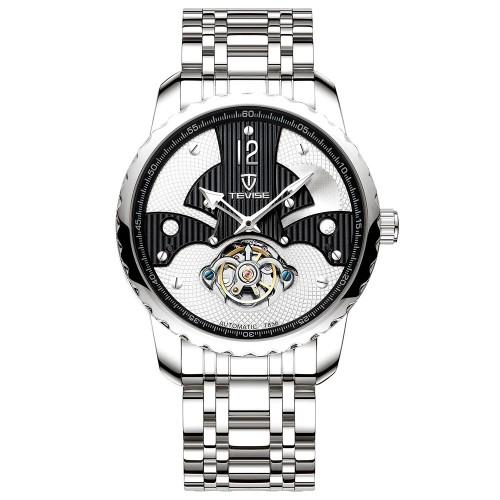 La Crosse Automatic Silver/Black