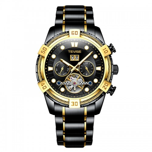 Barbarian Automatic Ionic Black/Gold
