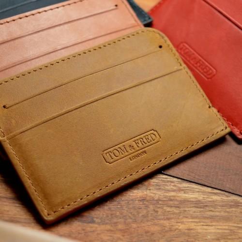 Federucci Slimline Card + Cash Holder