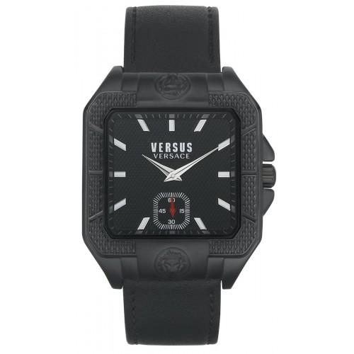 Enigma Black Leather