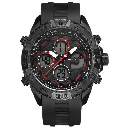 Andromeda Silicone Ion Black/Red