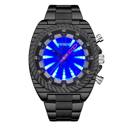 Flash UV Steel Ionic Black