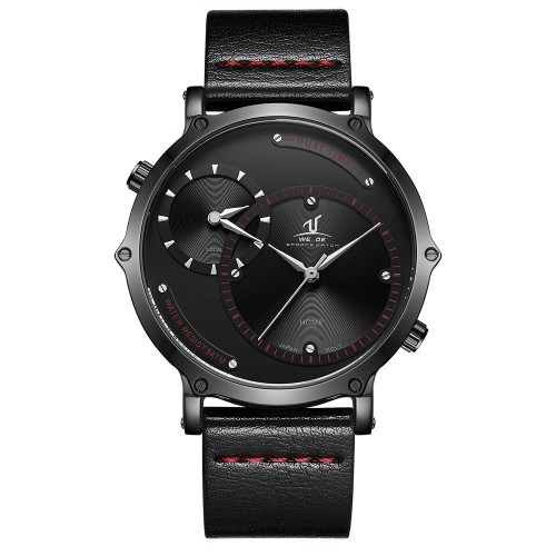 Archer Dual Time 46mm Ionic/Red