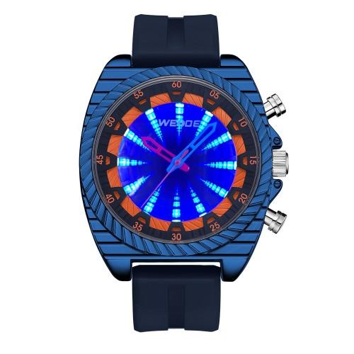 Flash UV Blue Silicone