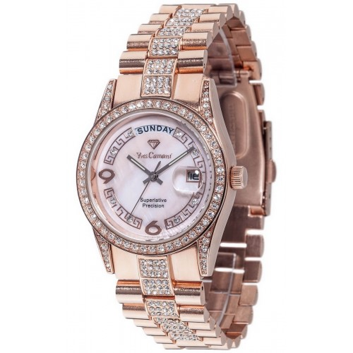 Women's Tiberius Rose Gold Watch