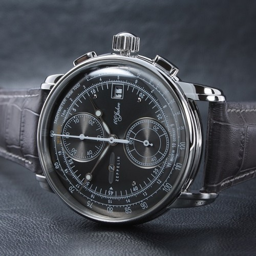 8670-2 100 Years Zeppelin Anthracite