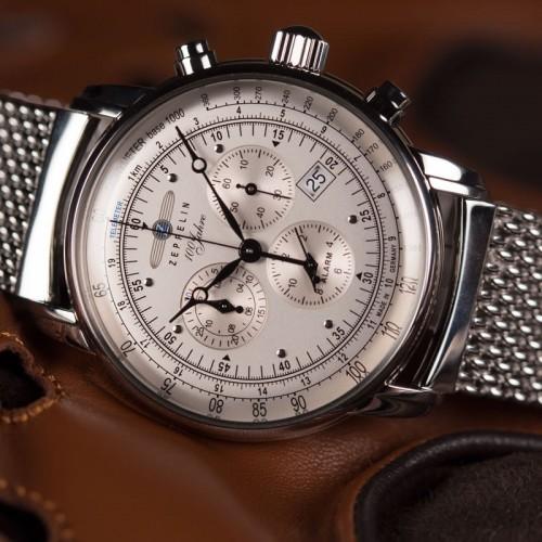 Men's 7680M-1 100 Years Zeppelin Watch