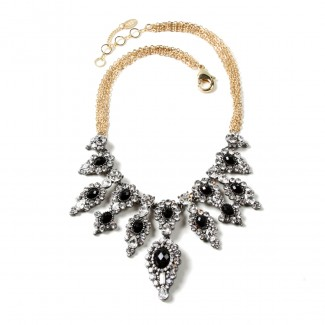 Imperial Necklace Black