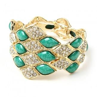 Dorcas Bracelet Turquoise