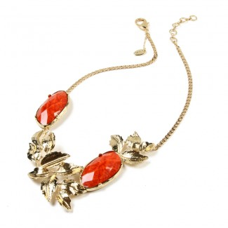 Lindian Necklace Coral