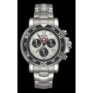 Navy Diver 500M Swiss Chronograph SM2465