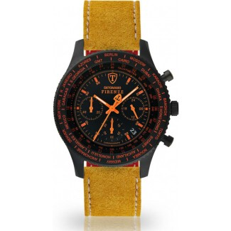 FIRENZE Black/Orange