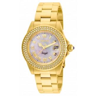 Angel Suisse 200m MOP Crystal Watch