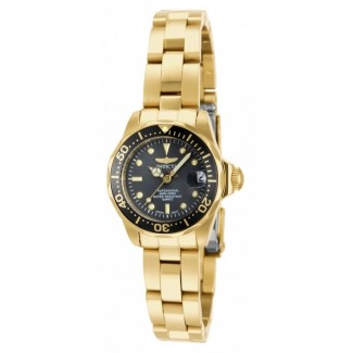Pro Diver 24mm 18k Plated
