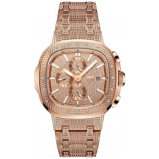 Heist 18k Rose Gold Plated 20 Diamonds