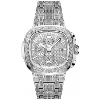 Heist Stainless Steel 20 Diamonds