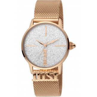 Just Logo Milanese Rose Gold