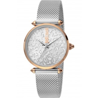 Animalistic Milanese Steel/Rose Gold