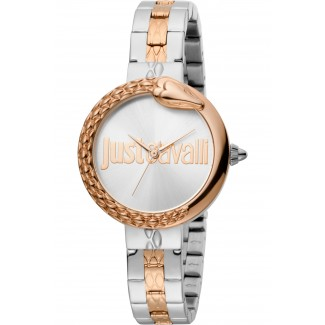 Bellamonde 32mm Steel Two Tone/Rose Gold