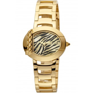 Jungle Fever Steel Gold/Zebra