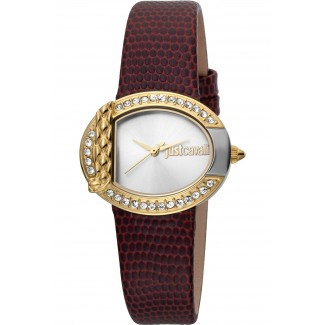 Jungle Fever Leather Gold/Maroon