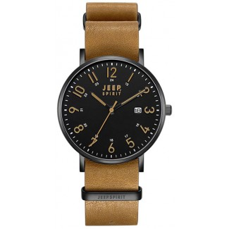 Spirit Retro Nato Light Brown 40mm