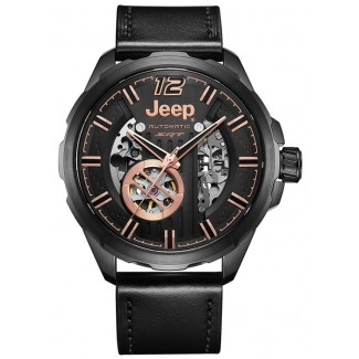 Automatic SRT Black/Rose Gold