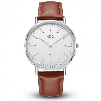MDC Classic White/Brown